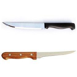 """Tramontina 5"""" Boning Knife And 5"""" Chef Utility Knife Bundle"""