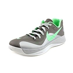 Nike Men'S Nike Hyperfuse Low Basketball Shoes 11.5 Men Us (Night Stadium/Psn Grn/Stdm Gry/Whi)