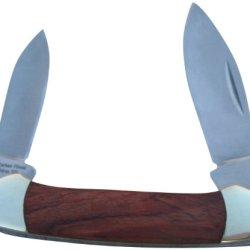 Parker River Century Pocket Knife Light Rosewood Gift Package