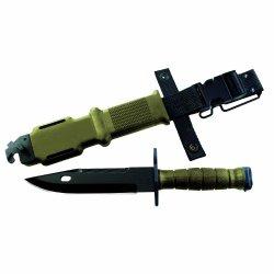 Ontario 490 M9 Bayonet System (Green)