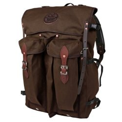 Bushcrafter Pack - Guaranteed For Life & Made In Usa (Brown)