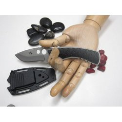 """Mantis Knife """"The Principal"""" Fixed Tactical/Hunting Knife Hybrid"""