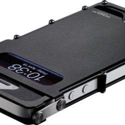 Crkt Inoxcase Black - 360 Lid.