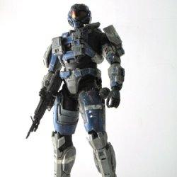 Halo S-A259 Commander Carter Spartan Iii 1:6 Collectible Figure