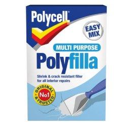 Polycell Mpp18Kgs 1.8Kg Multi-Purpose Polyfilla Powder