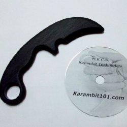 Kerambit Trainer Knives & Karambit Training Dvd Video Silat Serak