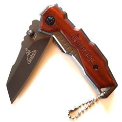 Oem Gerber Hunting, Survival Folding Knife