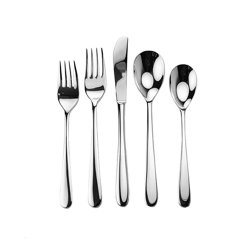 Splendide 917321 Dublin 45-Piece Flatware Set
