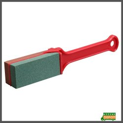 Double Side Sharpening Stone With Handle