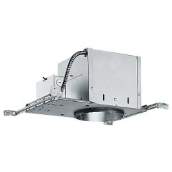 Juno Lighting Ic2 6-Inch Ic Rated New Construction Universal Housing