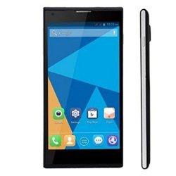 "Doogee Dagger Dg550 Mtk6592 Octa Core 1.7Ghz Andriod 4.2.9 Phone 5.5"" Ips Ogs 1280*720 1Gb Ram 16Gb Rom 13.0Mp Gps Smart Phone (Black)"