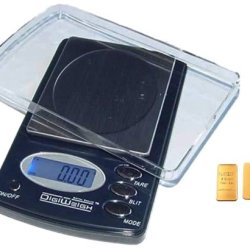 Professional Jeweler'S Edition Digiweigh Dw-1000Bx Digital Lab Scale, 1000G X 0.1G Brand New With Lifetime Warranty, Capacity, Digital, Precision, Holder, Brass, Knife Blade, Stirrer, Micrometer, Loupe, Controller, Gauge, Humdity, Orbital, Magnetic