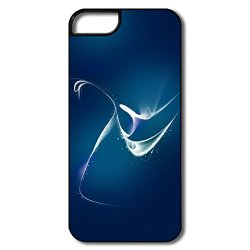 Abstract Art Form Pc Durable Case For Iphone 5/5S