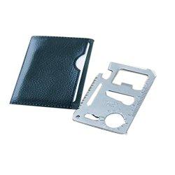 Ontheway Bottle Opener Multifunctional Pocket Emergency Wallet Card Tool