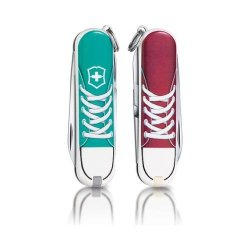 Victorinox Swiss Army Classic Knife, 58Mm, Sneakers