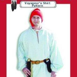 *Voyageur'S Shirt Pattern