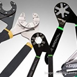 "3 Pc. Bionic Wrench Set|Award Winning-Loggerhead Tools| (Includes 8"" Wrench, 6"" Wrench & 6"" Multi Tool-Wrench) Immix® 10X Life Gear®