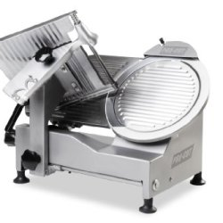 "Pro-Cut Ksds-12 Deli Meat Slicer, 12"" Stainless Steel Blade, Gear Transmission, Stainless Steel Construction"