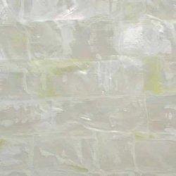 White Mother-Of-Pearl (Mop) Shell Veneer Sheet