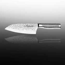 Artaste 59045 Hand-Hammered Finish Chef'S Knife, 6.5-Inch