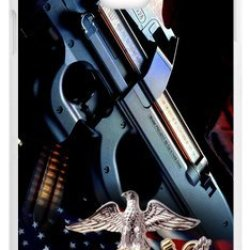 Lilichen Forever Collectible Usmc Marine Corps Case Cover For Samsung Galaxy Note4 (Laser Technology) -- Desgin By Lilichen