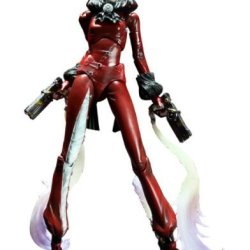 Bayonetta: Play Arts Kai Jeanne Action Figure By Square Enix