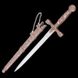 Ornate Pegasus Dagger