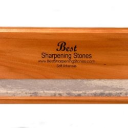 "Arkansas Knife Sharpening Stone - Soft 10""X3"""