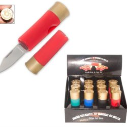 Shotgun Shell Pocket Knife Sk12