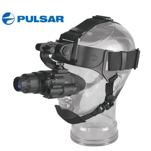 【正規輸入品】最新ロット!!PULSAR ナイトビジョン CHALLENGER GS1×20 【ヘッドマウントセット】
