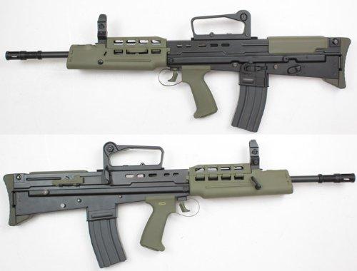 We-Tech L85A1 ガスブローバック