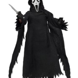 "Neca Scream Ghost Face Clothed 8"" Action Figure"