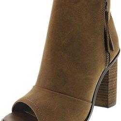 Kelsi Dagger Women'S Bushwick Dress Sandal,Earth,8 M Us