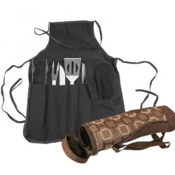 Travelon Bbq Tote With 7 Piece Accessory Set