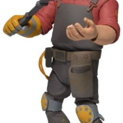 Neca Team Fortress - Red Engineer - Series 3