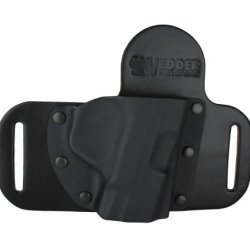 Vedder Holsters Quick Draw Owb Hybrid Holster - Browning Hi Power (Right Hand Draw)