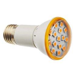 4 W E27 X5050Smd 15, 270-300 Lm 3000 K Of Warm White Led Bulb Sizes (200-240 - V)