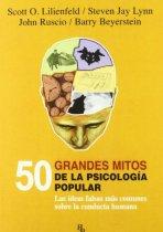 50 grandes mitos de la psicología popular