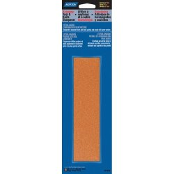 """Norton Economy Tool And Knife Abrasive Sharpener, 8"""" X 2"""" X 3/4"""" Size, Grit Combination (Pack Of 10)"""