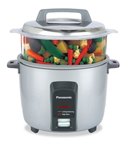 Panasonic SR-Y18FHS 4.4-Litre 660-Watt Automatic Rice Cooker