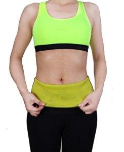 Damen-Hot-Sport-Fitness-Mieder-Thermo-Schwei-Neopren-Gummi-Shapewear-Schlanker-Grtel-Cincher-Corset-Gewichtsverlust-Training-Taillenmieder-Gurt