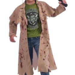 Forum Novelties Zombie Hunter Complete Costume Kit, Child'S Medium