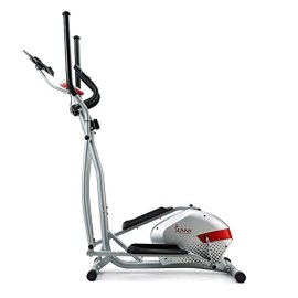 Sunny-Health-Fitness-Elliptical-Trainer-with-Tablet-Holder-Grey