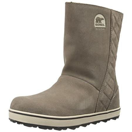 Sorel keeps you toasty and snow-bunny stylish in this charming cold-weather offering.