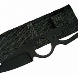 "6"" Tactical Ninja Full Tang Boot Or Belt Fixed Blade Knife"