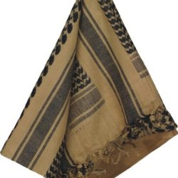 Proforce Sand/Black Shemagh Scarf