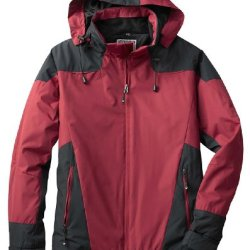 32 Degrees Charger Jacket Red/Black - S