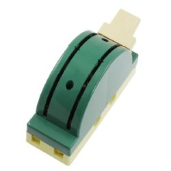 Ac 380V 63A 2 Poles Double-Sided Electronic Opening Load Knife Switch