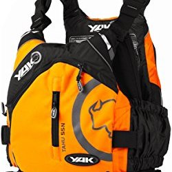 Yak Tahu 55N Buoyancy Aid In Orange/Black 2395-A Size-- - Small/Medium