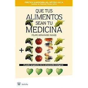 Libro: Que tus alimentos sean tu medicina